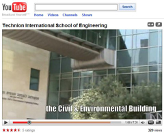 Technion YouTube video still