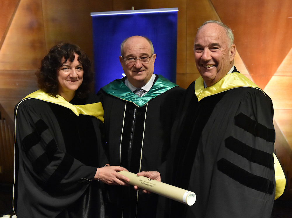 3Ed Satell honored at Technion.jpg