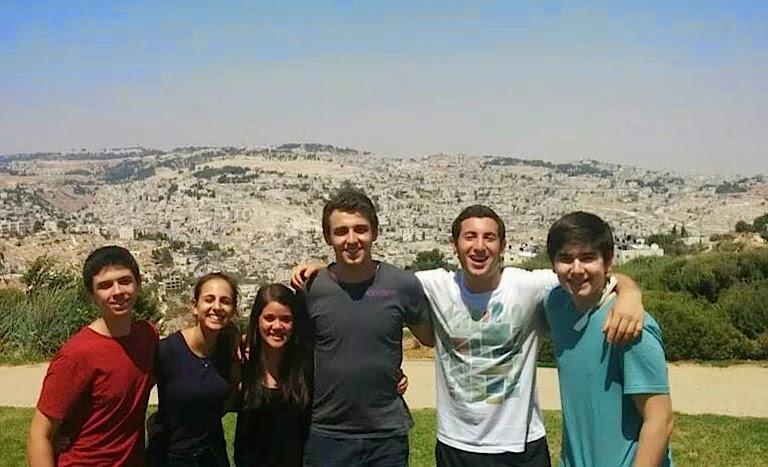 Yanir Nulman (far right) at Technion.jpeg